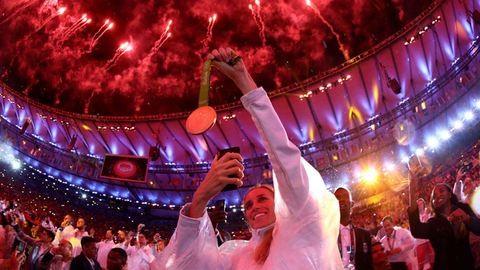 Ezek voltak az olimpia záróünnepségének legszebb képei
