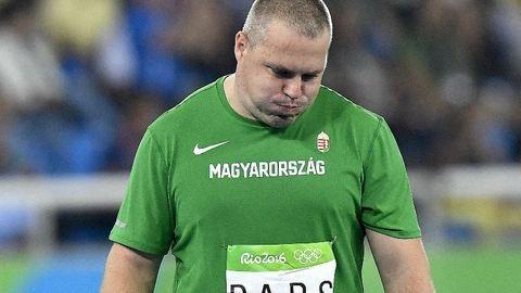 Olimpia 2016: Pars Krisztián a hetedik lett kalapácsvetésben