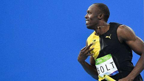 Olimpia 2016: Usain Bolt tripla triplája