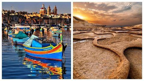 10 fotó bizonyítja, Málta ősszel is csodaszép
