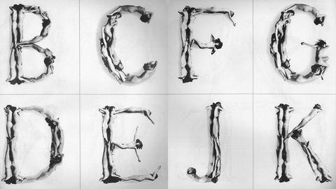 18+: Ez a világ legerotikusabb betűtípusa – fotók