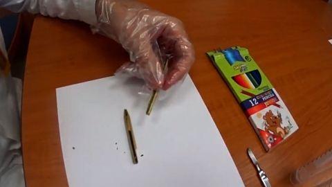 Mérgező anyagot találtak a tanszerekben