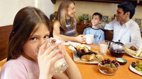 5 tipp a gyermekek tudatos táplálásáért