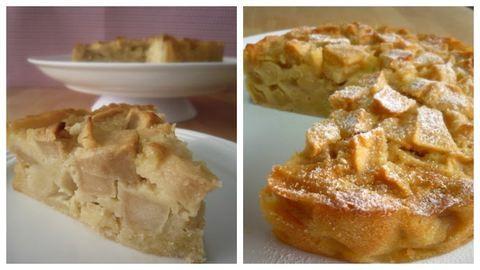 Francia almás torta – a kihagyhatatlan sütemény receptje