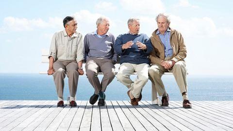 Bölcs és megható gondolatok nagyon öreg emberektől