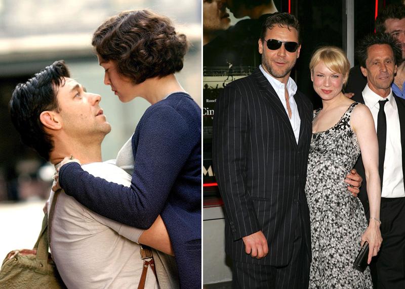 Russell Crowe és Renée Zellweger
