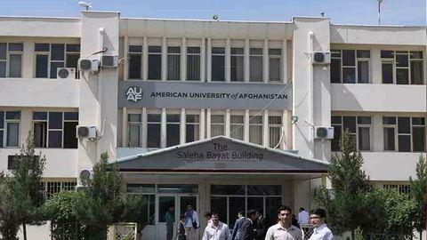 Fegyveresek szállták meg az Amerikai Egyetemet