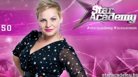 Amilyen kicsi, olyan ijesztő a Star Academy énekese, Gór Nagy Erika
