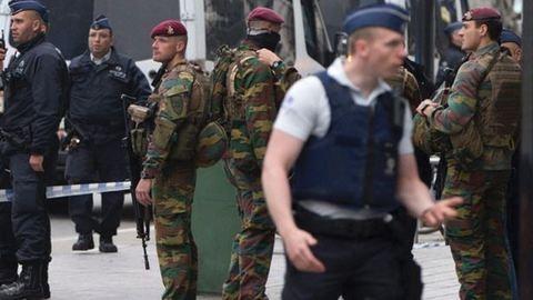 Bomba robbant Brüsszelben