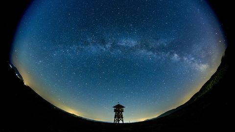 Így néz ki a Tejút a Felvidékről fotózva – lenyűgöző képek