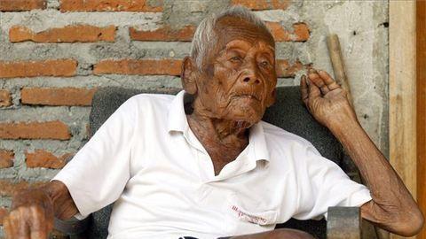 Így néz ki a 145 éves bácsi – fotó
