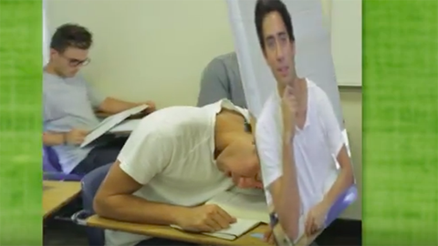 Zseniális tipp az iskolakezdésre – minden fáradt diáknak