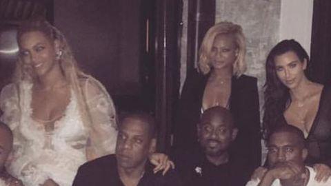 Kim Kardashian és Beyoncé nem ülhettek le