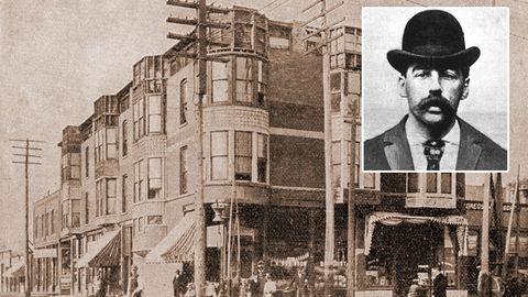 Hátborzongató halálházat épített a világ első modern sorozatgyilkosa