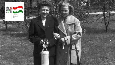 Otthon is csinosan – így öltöztek a magyar nők 1956-ban