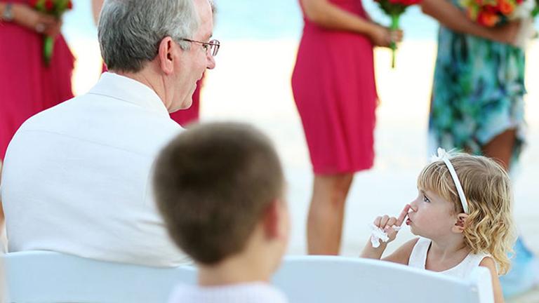 10 alkalom, amikor senki sem az ifjú párra figyelt egy esküvőn