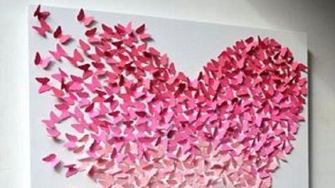 Dekoráld az otthonod gyönyörű pillangókkal! – inspirációk