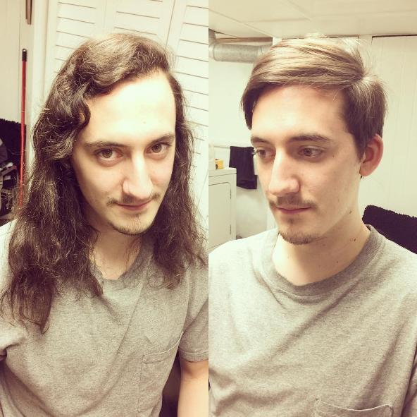 8 férfi, akinek élete legjobb döntése volt, hogy levágatta a haját