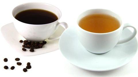 Amit nem gondoltál volna: a kávé és a tea kioltja egymást