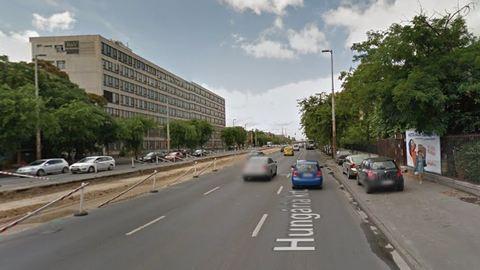 Közlekedési káosz – bomba miatt lezárták a Hungária körutat