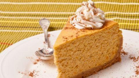 Az ősz kihagyhatatlan receptje: New York-i sütőtökös sajttorta