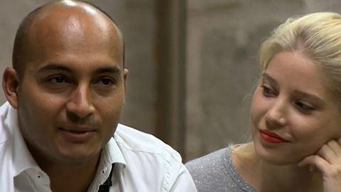 Szabó Zsófi és Kis Zsolt intim percei a Nyerő Párosban
