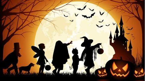 Szuper halloweeni jelmezek gyerekeknek – videó