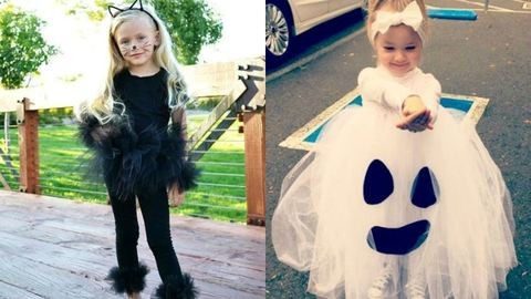 10 szuper jelmez halloweenre gyerekeknek