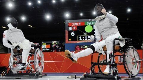 Paralimpia 2016: Osváth negyeddöntős, Sors és Tóth döntős