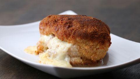 Hozz ki még többet a csirkéből: töltsd meg spenóttal, sajttal és sonkával