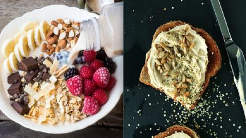 5 tipp a szuperegészséges reggelikhez