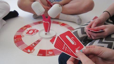 Menstruációs társasjáték született az előítéletek ellen