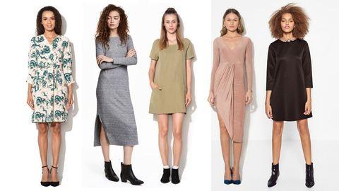 10 trendi, őszi ruha 8000 forint alatt