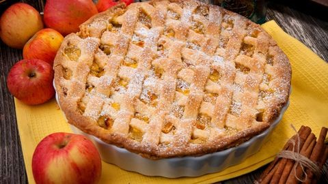 Szeptember kedvencei, az isteni almás sütik