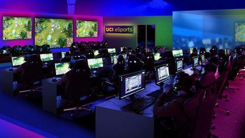 Az első egyetem, ahol fizetnek, ha te vagy a legjobb gamer