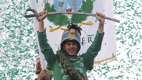 Nemzeti Vágta 2016: Kun Ferenc, Füzér lovasa a győztes
