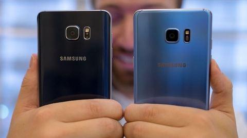 Magyaroszágon is cseréli a gyulladó Note 7-eseket a Samsung