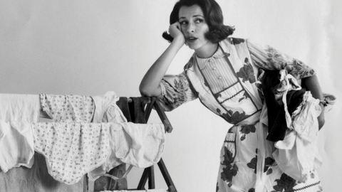 Nosztalgia a mosóteknő felett