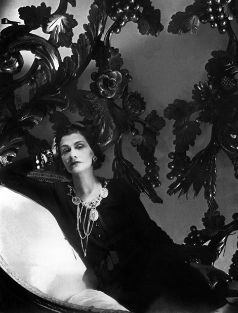 Coco Chanel 1944, Párizs (Fotó: AFP)