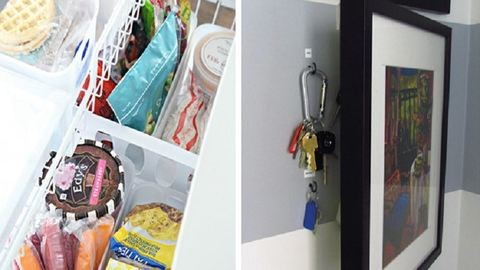 5 szuper rendszerezési ötlet az egész lakásba