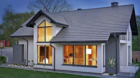 Tetők és trendek – ez a divat a házépítésben