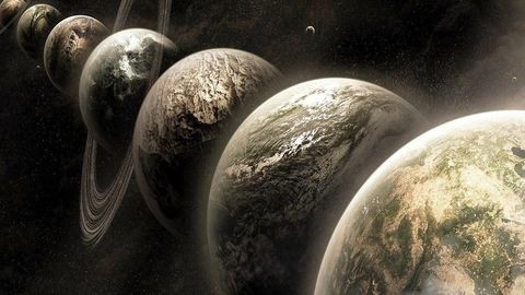 Lehet, hogy a tudósok felfedeztek egy párhuzamos univerzumot?