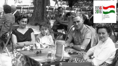 23 schilling deviza egy napra – Társasutak furcsaságai 1956-ban