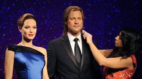 Már el is vált Angelina Jolie Brad Pitt-től
