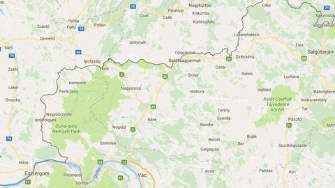 Így változik meg Magyarország határa