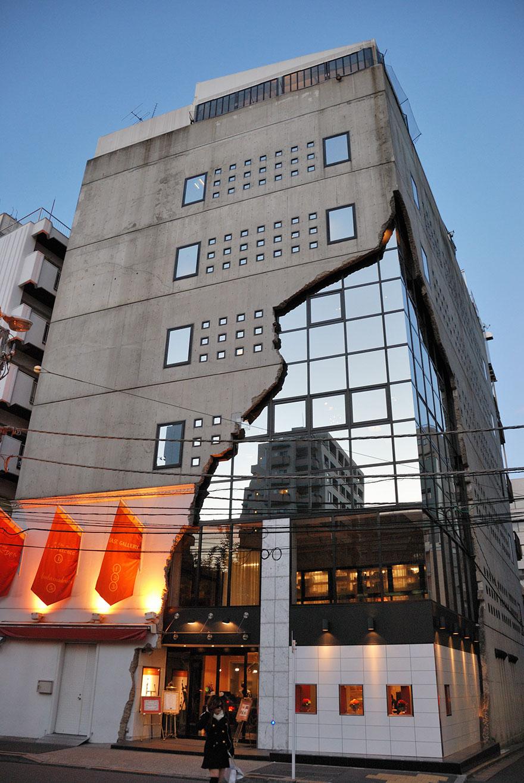 A modern japán építészet 10 csodája, amit neked is látnod kell