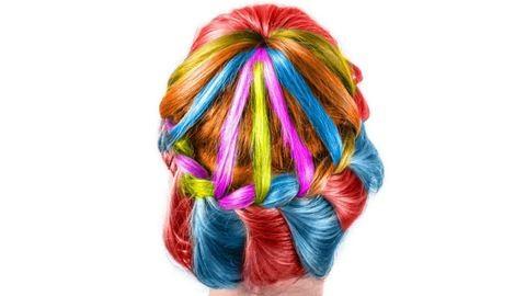 Lilától a vörösig – Milyen színű haj illik hozzád?