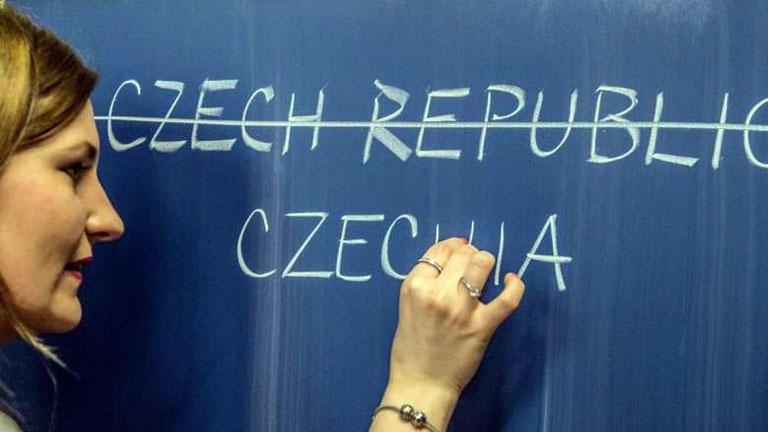 Nevet váltott Csehország