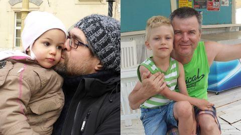 Lazák, bölcsek, sportosak – férfiak, akik 40 fölött alapítottak családot