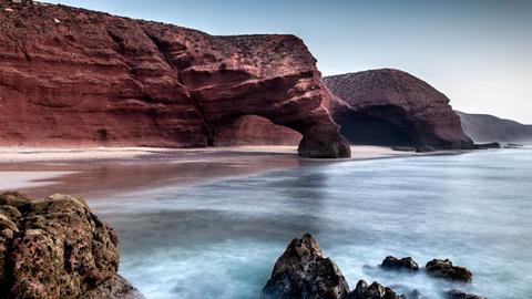Volt-nincs: összedőlt Marokkó ikonikus természeti csodája